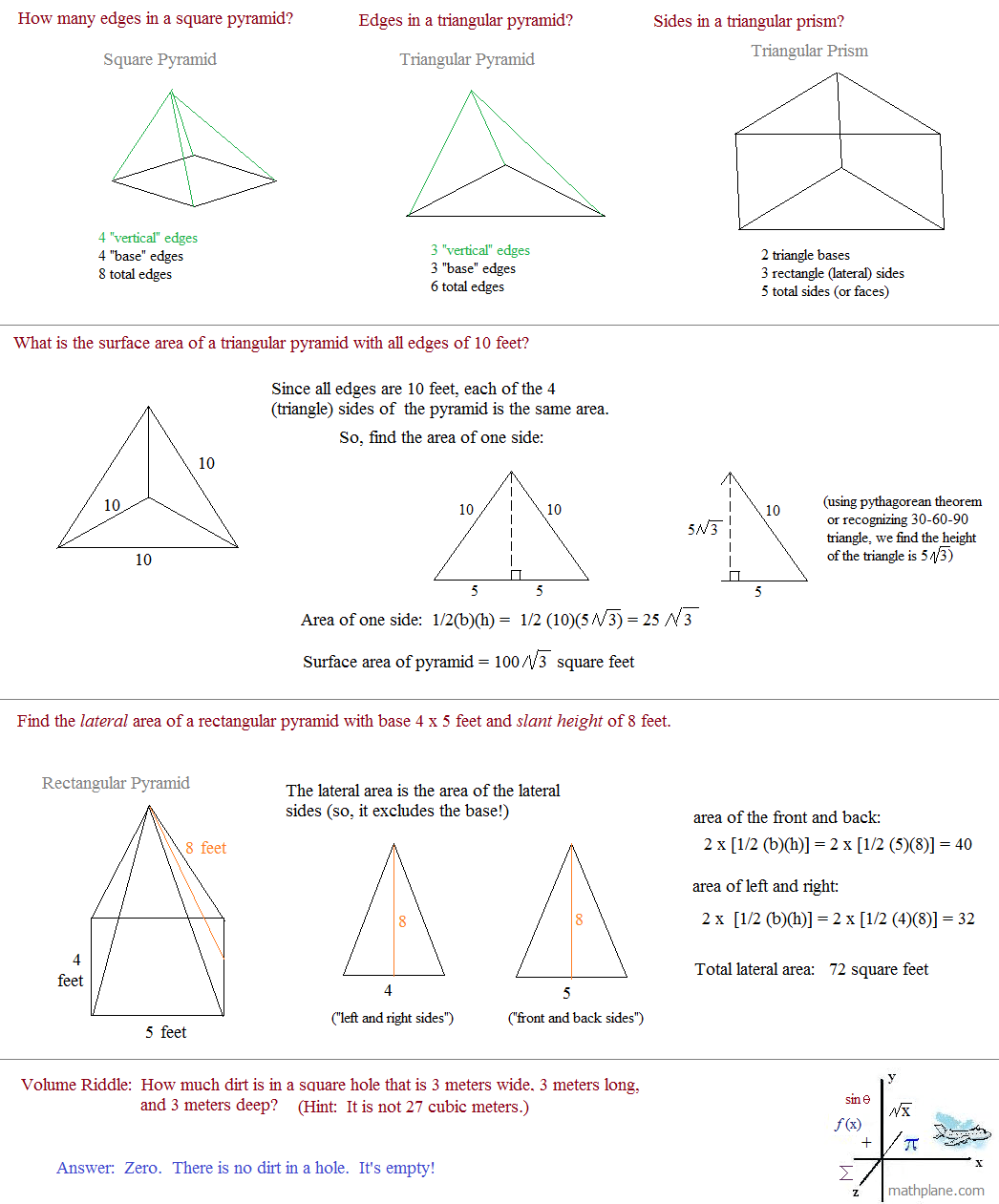 Perimeter Worksheet Kuta