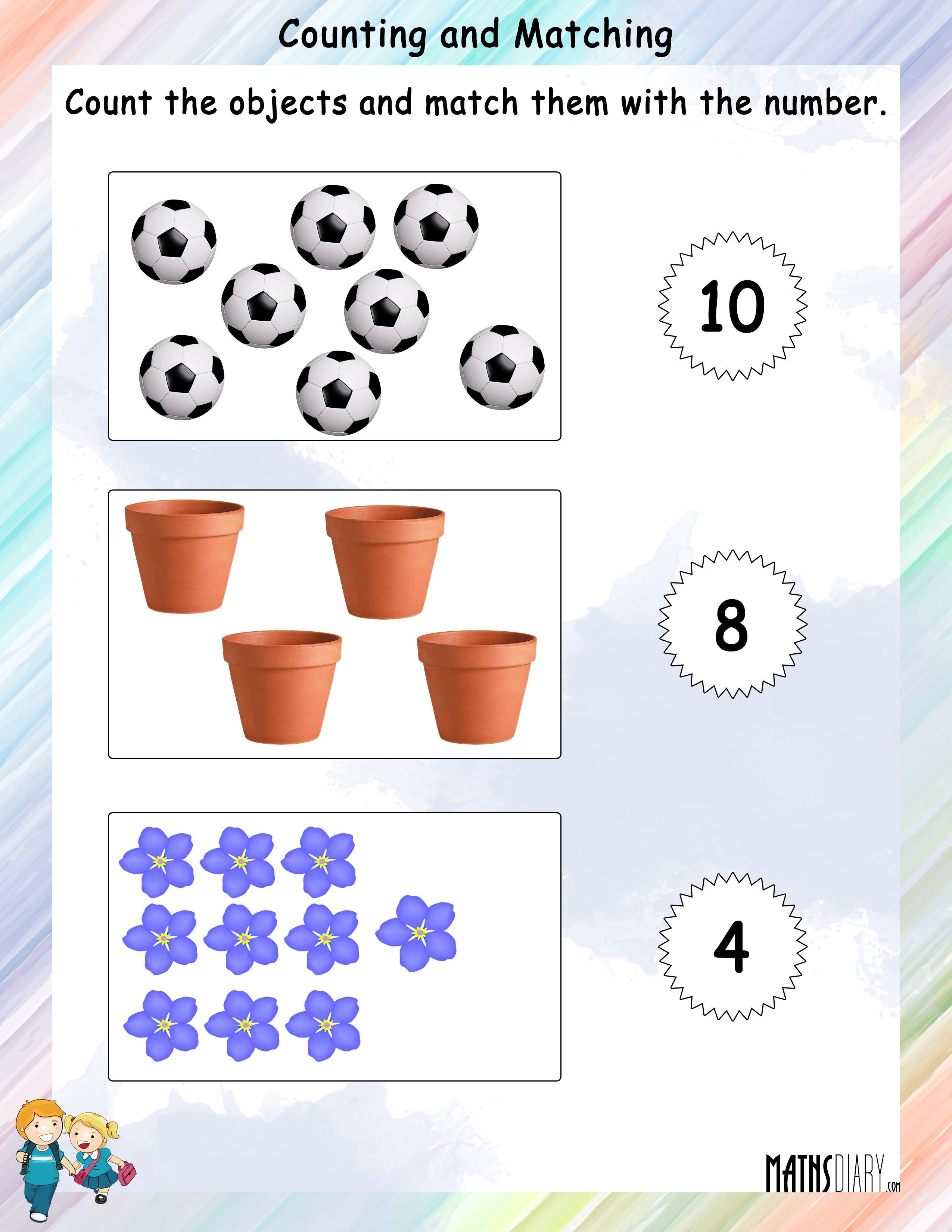 Mental Maths Grade 1 Math Worksheets