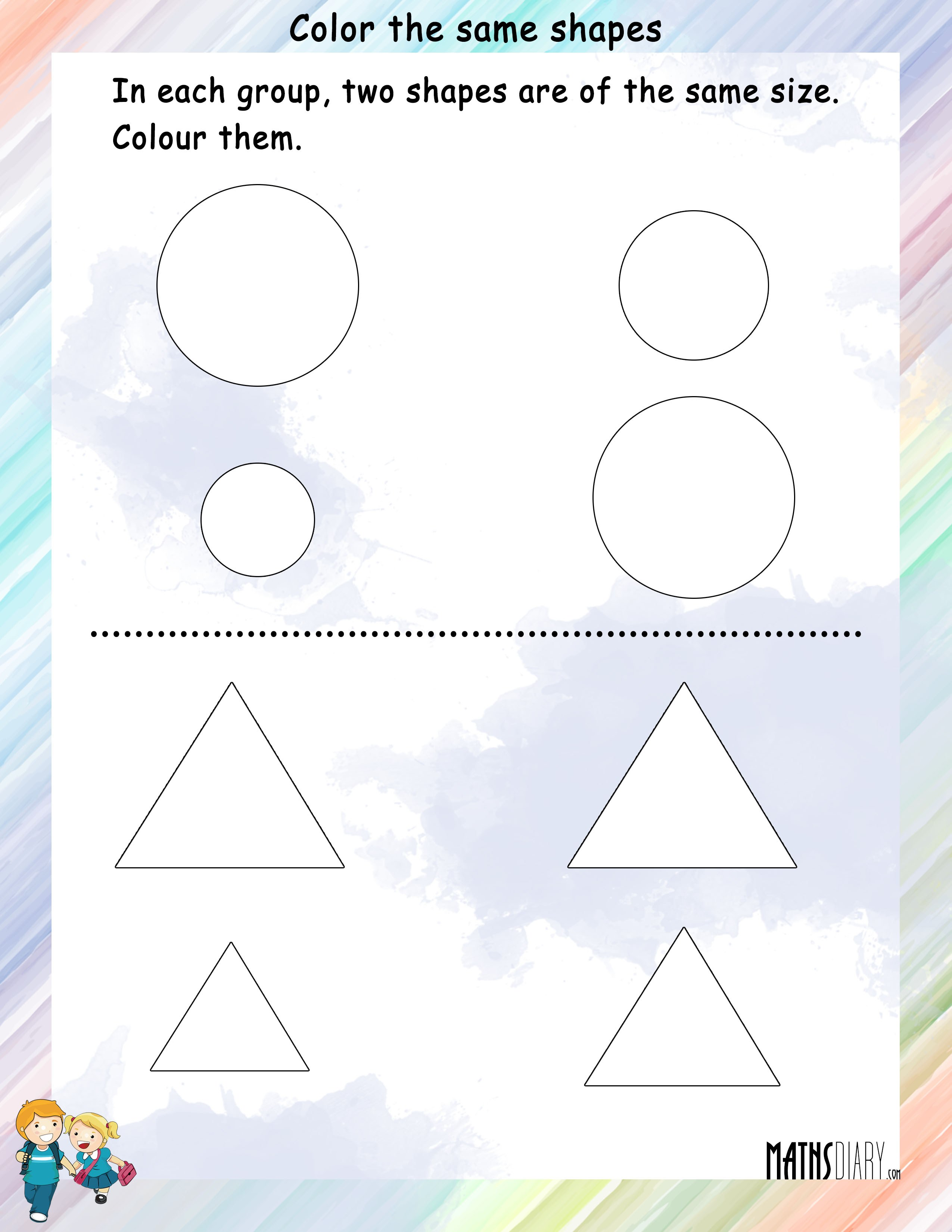 Worksheet Two Dimensional Shapes Worksheets Worksheet Fun Worksheet Study Site
