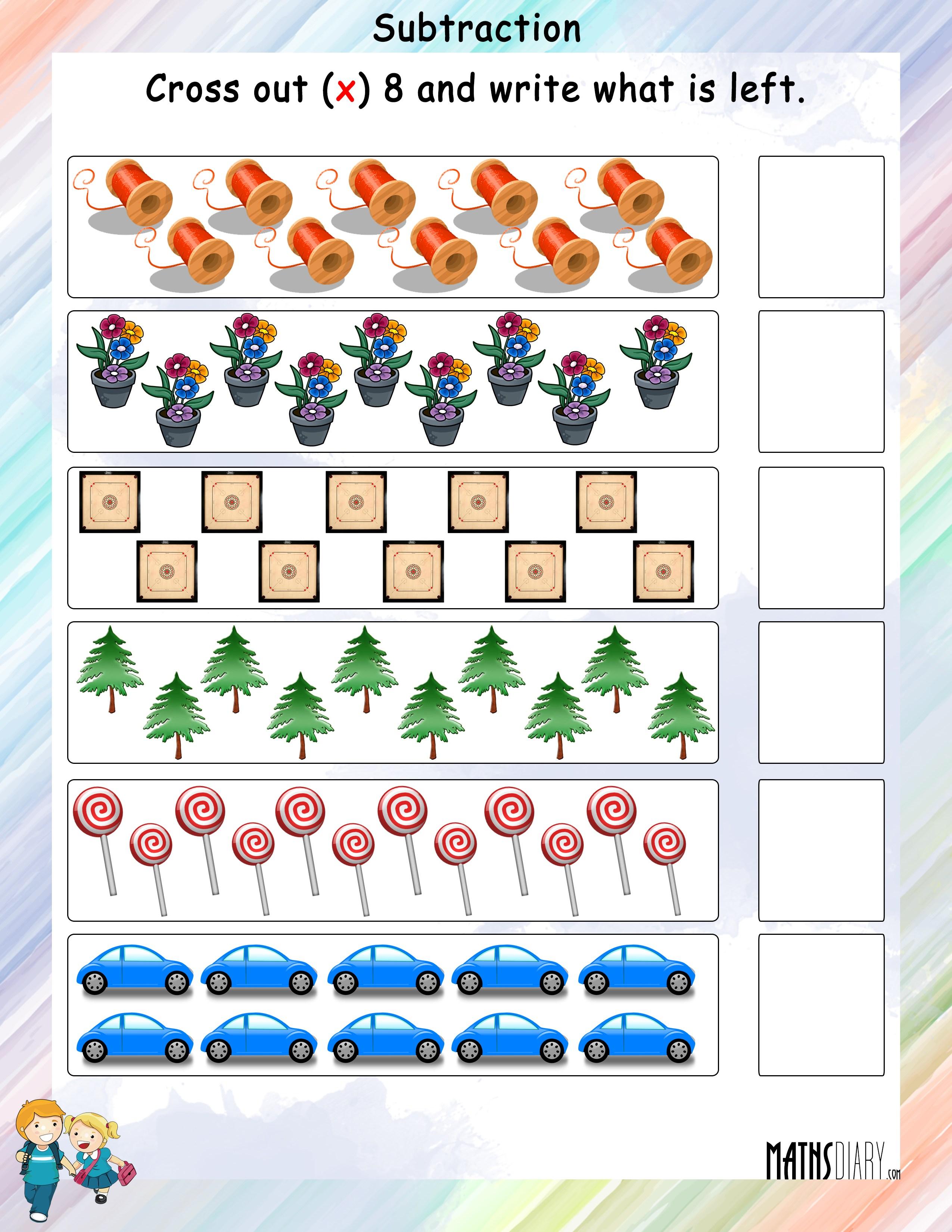 Practical Maths Grade 2 Math Worksheets