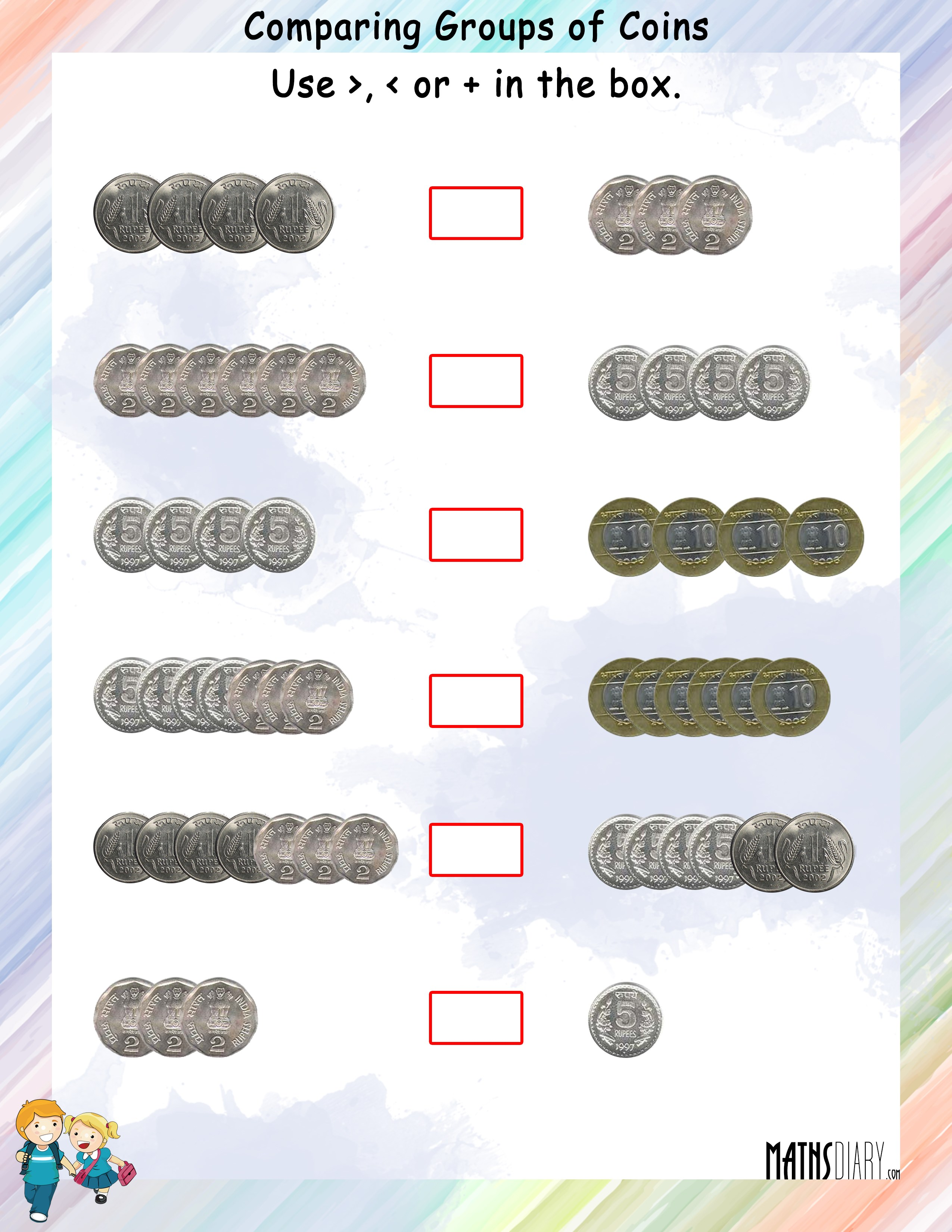 Compare Coins Currency