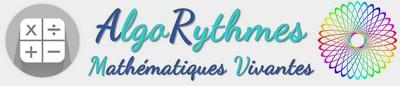 AlgoRythmes, mathématiques vivantes