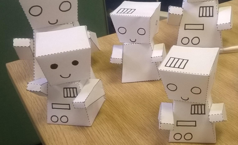 Little Robot Activity