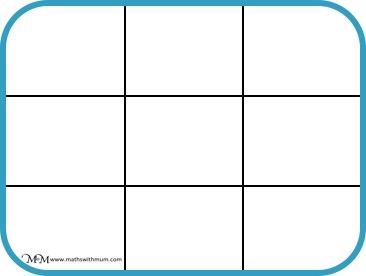 Bingo Grid