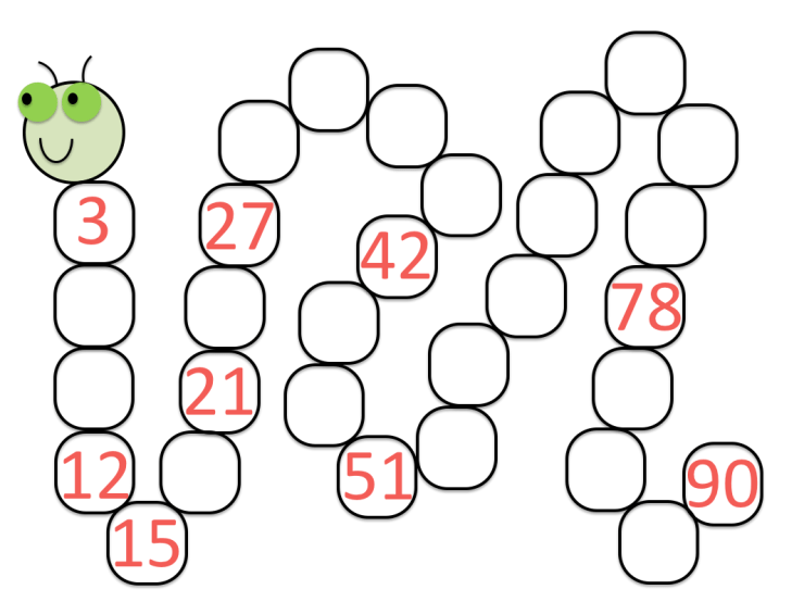 Skip Counting by 3 - Maths with Mum