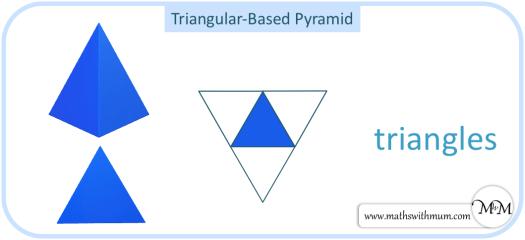 Triangular-Based Pyramid net