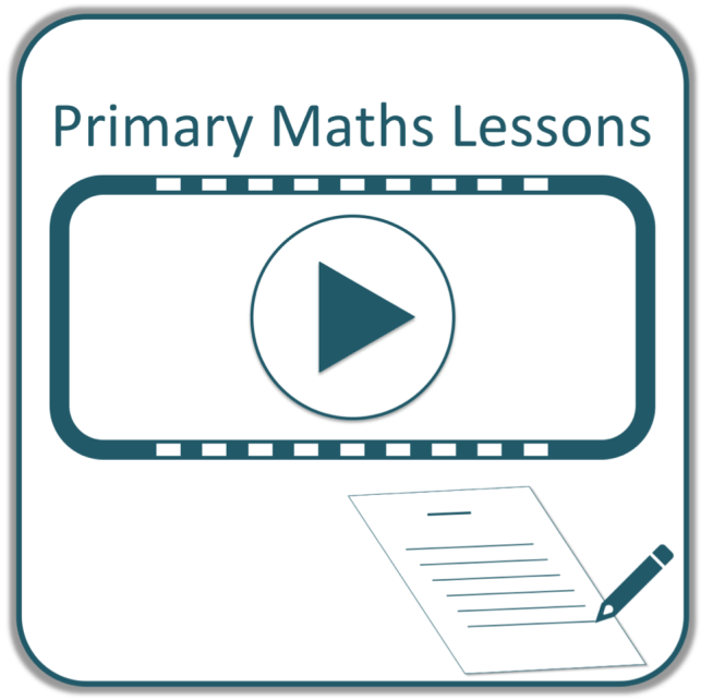 primary maths video lessons