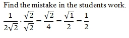 How To Rationalize The Denominator Worksheet And Answer