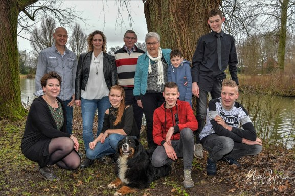 Math Willems - Familieshoot