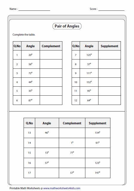 Function Tables Worksheets 8th Grade Proga Info