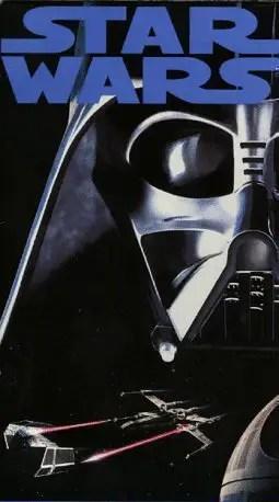 Star Wars 1977 Darth Vader