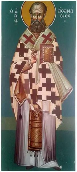 Άγιος Αθανάσιος ο Μέγας