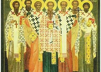 Άγιοι επτά ιερομάρτυρες οι εν Χερσώνι επισκοπήσαντες