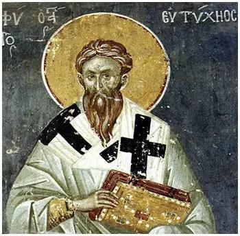 Άγιος Ευτύχιος ο πατριάρχης Κωνσταντινουπόλεως
