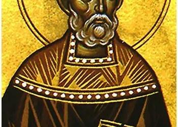 Άγιος Μώκιος ο επίσκοπος Αμφιπόλεως