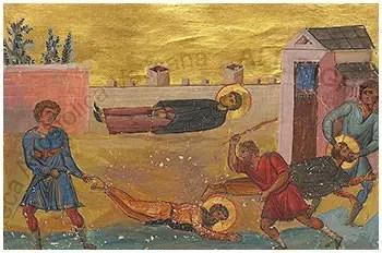 Άγιος Στέφανος ο Νέος, ο Ομολογητής