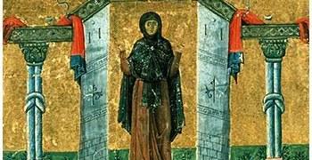 Αγία Μελάνη (ή Μελανία) η Ρωμαία