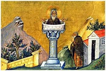 Άγιος Δανιήλ ο Στυλίτης