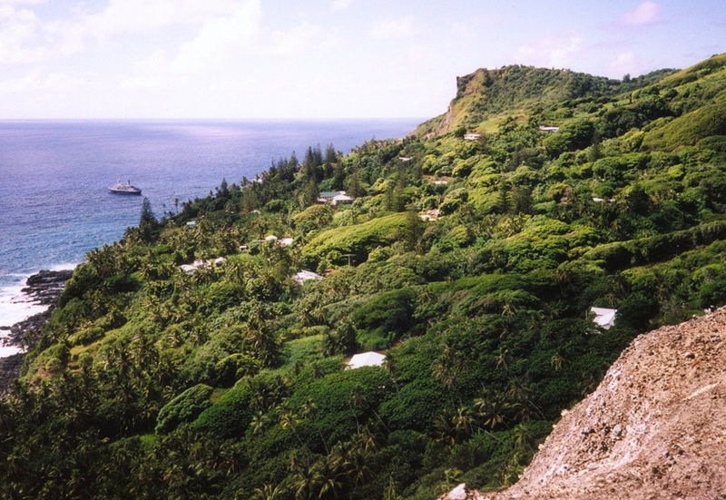 Adamstown, Pitcairn Islands