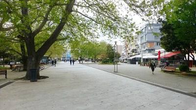Κεντρική Πλατεία Ειρήνης - Κομοτηνή