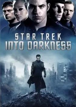 Star Trek Into Darkness 2013 poster