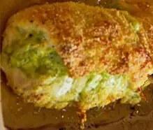 Ρολάκι κοτόπουλο με σάλτσα πέστο