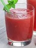 Σμούθι καρπούζι - φράουλα