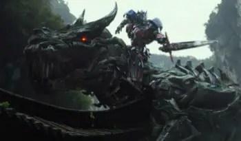 Transformers 4 Dinobots Optimus Prime