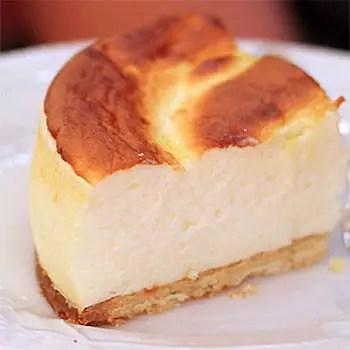 Ιταλικό τσιζ κέικ λεμονιού