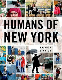 «Humans of New York», Brandon Stanton