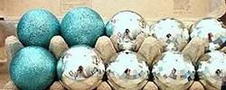 Χριστουγεννιάτικα στολίδια ακέραια για χρόνια