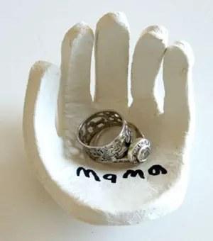 Θήκη για δαχτυλίδια για τη μαμά
