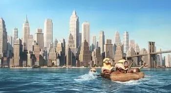 Minions 2015 New York
