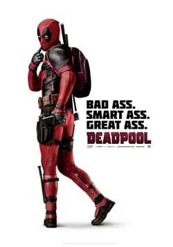 Deadpool 2016 poster