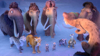 Ice Age 5: Collision Course 2016 Buck