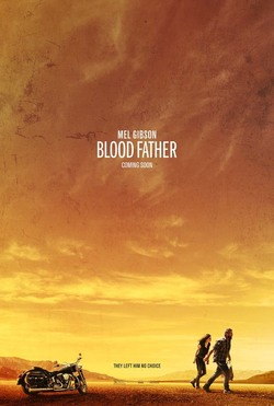 blood father 2016 poster