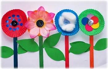 Τα λουλούδια της άνοιξης