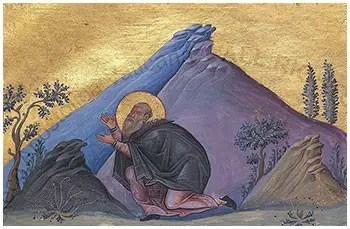 Άγιος Ιλαρίων ο Μέγας