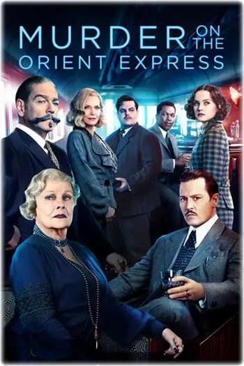 Έγκλημα στο Οριάν Εξπρές - Murder on the Orient Express - 2017