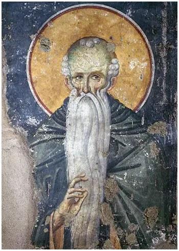 Άγιος Ευθύμιος ο Μεγαλομάρτυρας
