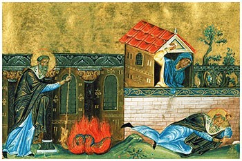 Άγιος Υπάτιος ο επίσκοπος Γαγγρών