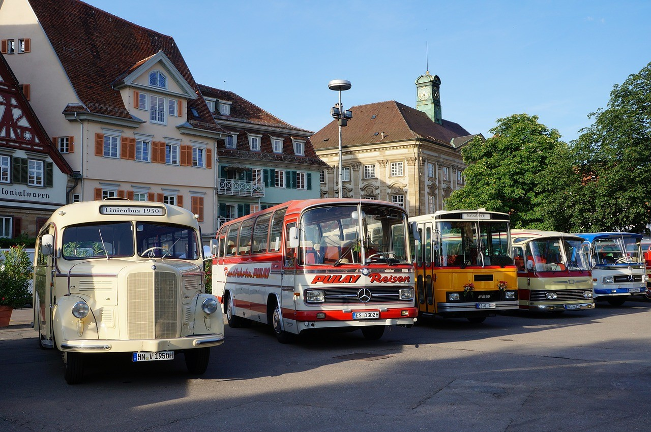 Esslingen λεωφορεία