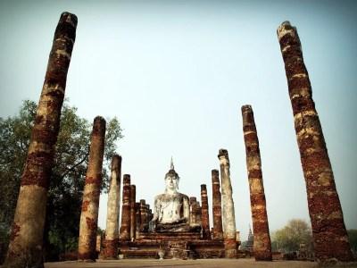 Sukhothai  1558043472 - Sukhothai, Thailand, Asia