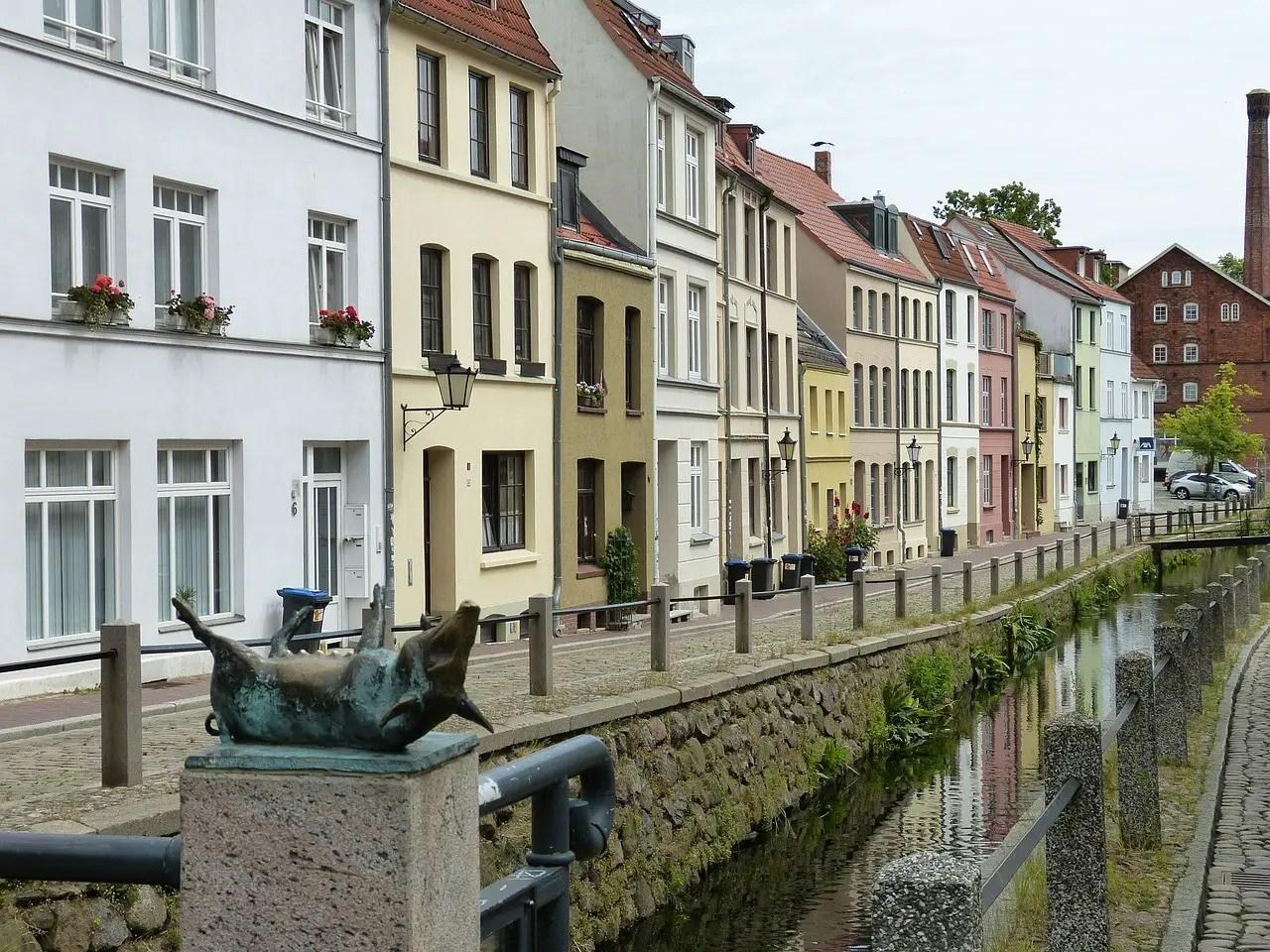 Wismar, Germany, Europe