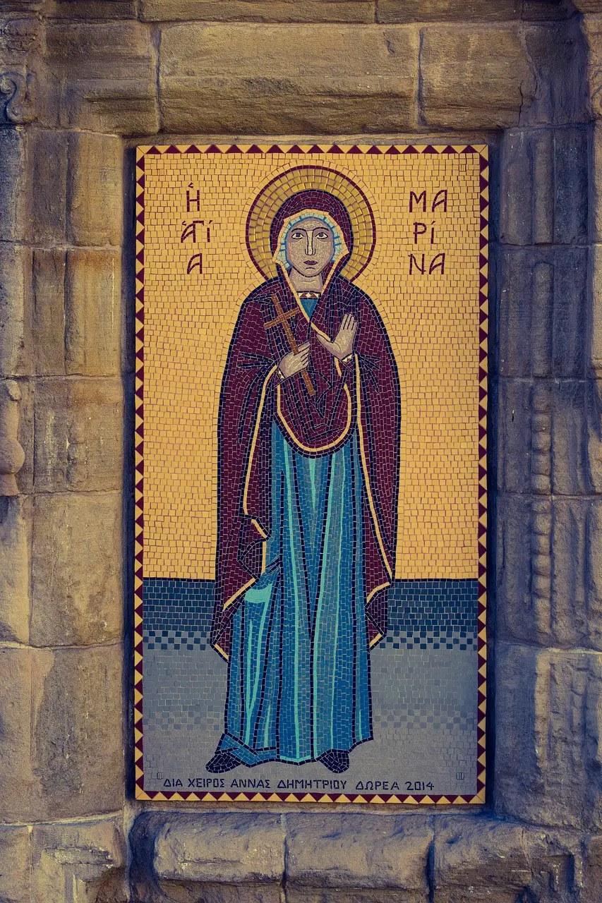 Αγία, Μαρίνα