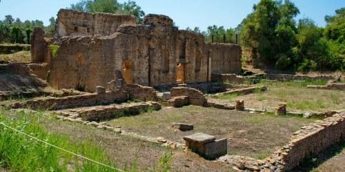 Αρχαία, Στάγειρα