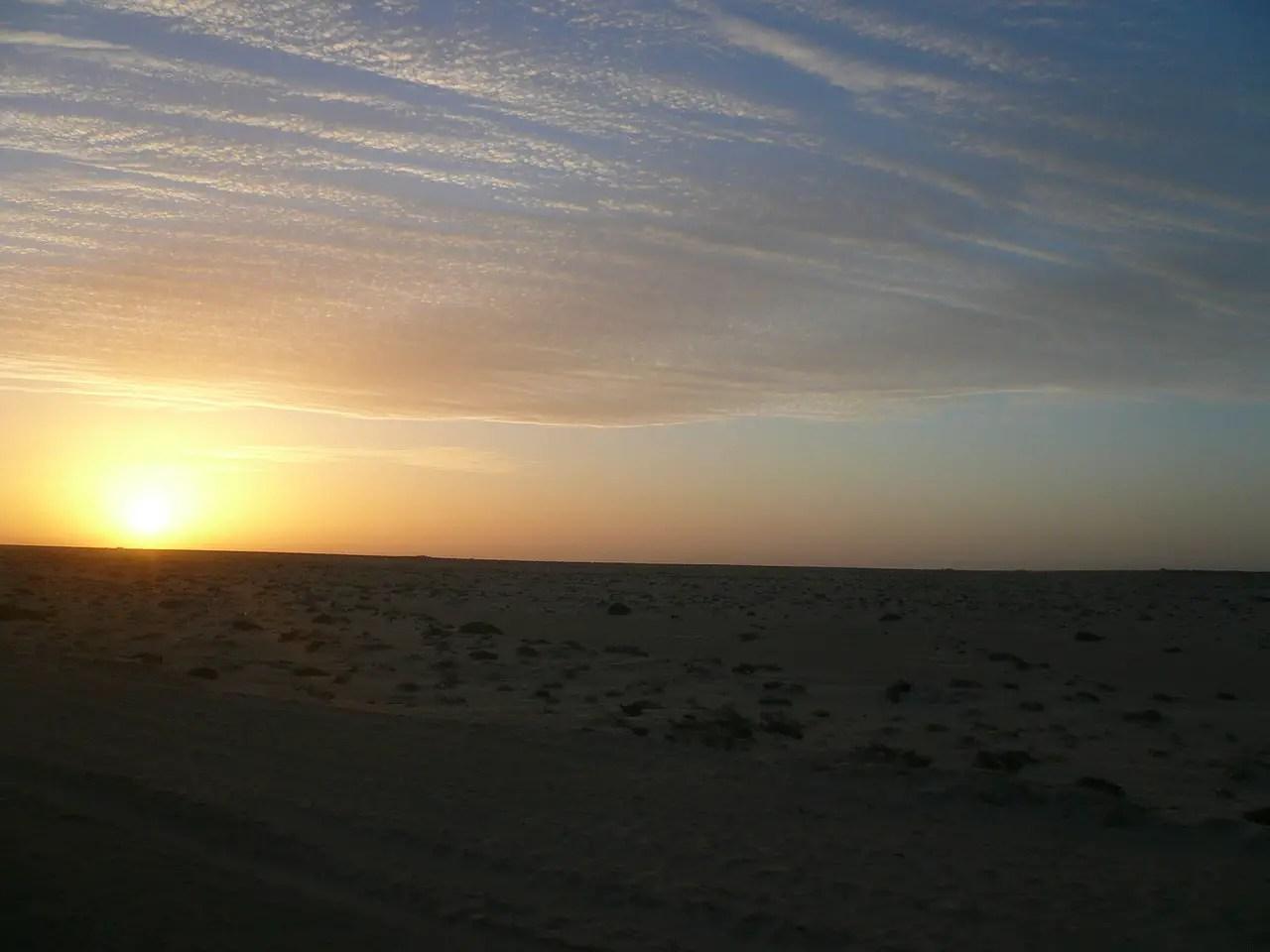 Dakhla, Western Sahara, Africa