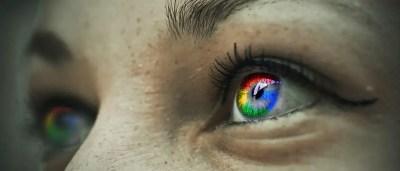 με τα μάτια του Google