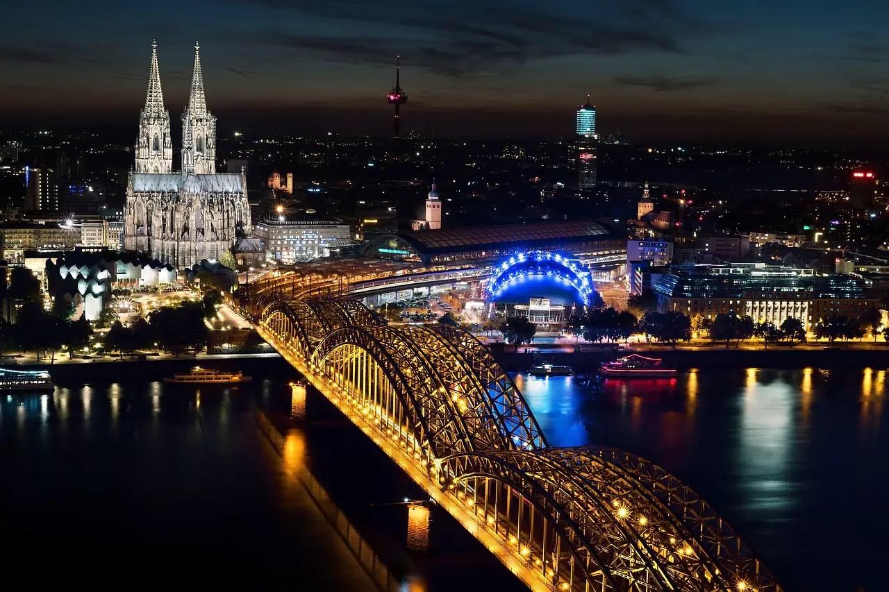 Köln - Cologne, Germany, Europe