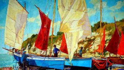 fishing boat 1560272760 - Βγαίνει η βαρκούλα του ψαρά - Ο ψαράς